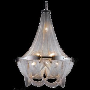 Lampa wisząca  ROMA P09109CR