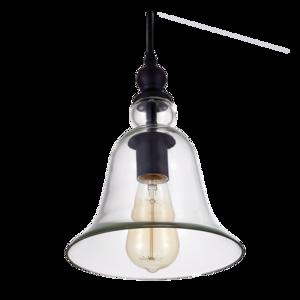 Lampa wisząca PARIS P01789BK