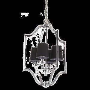 Lampa wisząca NEW YORK P04380BK