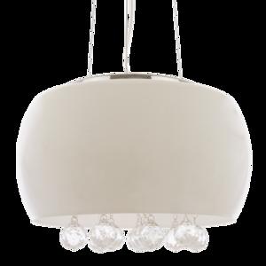 Lampa wisząca MALAGA P05519WH