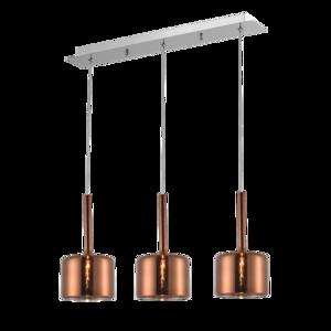 Lampa wisząca COPENHAGEN P03035CU