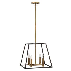 Lampa wisząca Fulton 4 HK/FULTON/4P